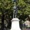 Balassy Bálint szobra a budapesti Kodály köröndön
