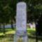 I. világháborús emlékmű Enese községben