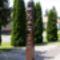 Mille centenáriumi kopjafa Lébény községben