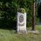 Millecentenáriumi emlék kő, Nádasd községben
