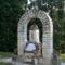 Szent istváni emlékmű Nádasd községben