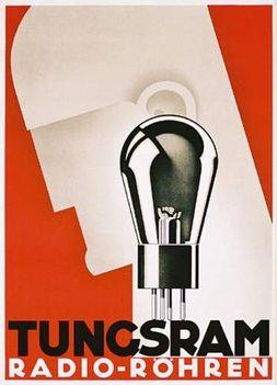 Tungsram plakát 1