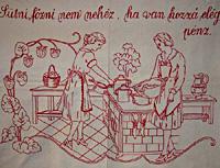 Sütni főzni nem nehéz,ha van hozzá elég pénz.