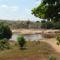 Alacsony vízállás a Rio Paraguacun