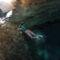 Kristálytiszta vízben lebegés, Poco Azul