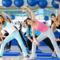aerobicos lányok