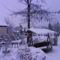 Beköszöntött a tél a kertembe!