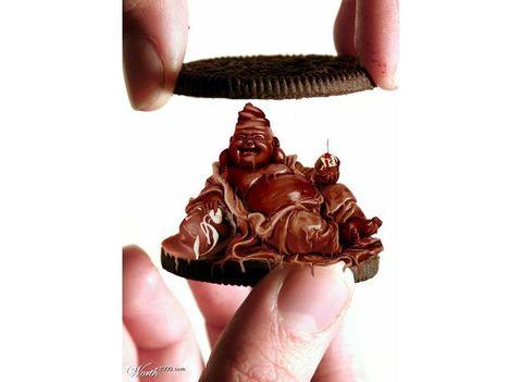 Csokoládé művészet 14