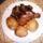 Héjjában sült krumpli babos szalonnás gombás sülthús