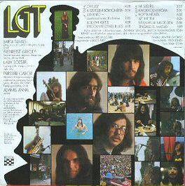 Locomotív GT: Ringasd el magad című 2. lemez borító hátoldala