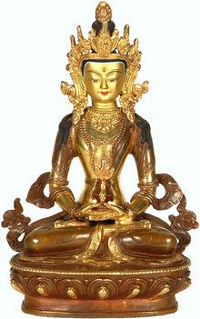 Amitayus - a hosszú lét istene