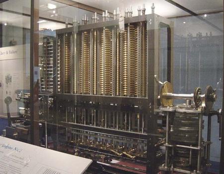 Babbage számítógép