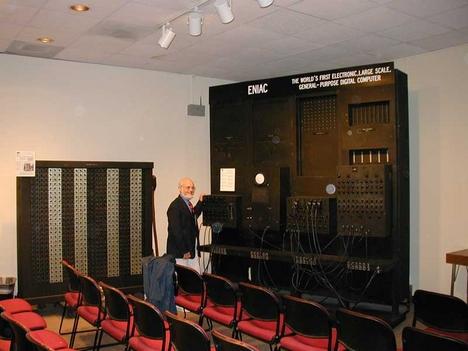 Eniac a múzeumban