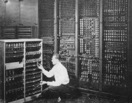 eniac számítógépek