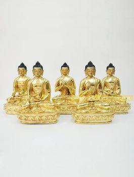 five_dyani_buddha