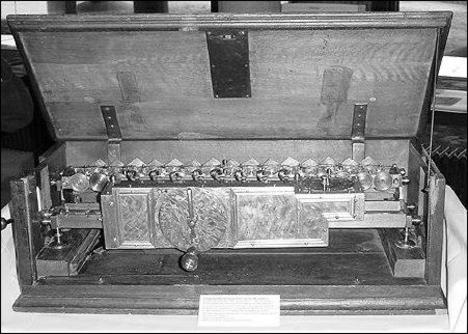 Leibniz szorzógép