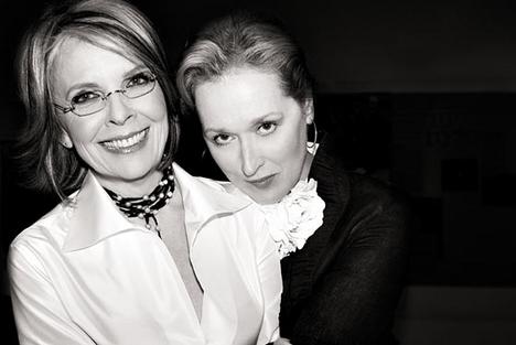 Keaton és Streep