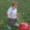 Lacika unokám itthon 2009. 09.26