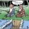 Mózes horgászni szeretne