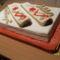 sílécek a tortán