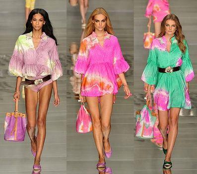 Trendi ruhák tavaszra 2010