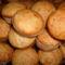 mézes-banános muffin