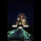 Eiffel Tower Fireworks, Paris, France, 1988