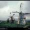 Faial Windmills, Faial Island, Azores
