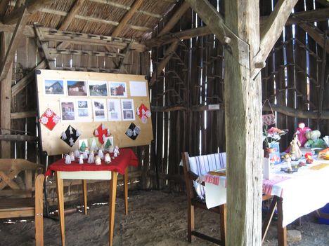 A Felpéci Tájház a Sokoró Fesztiválon