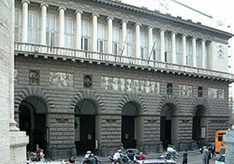 Teatr San Carlo Napoly