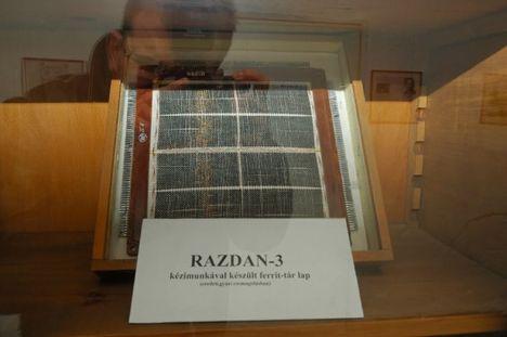 A legendás Razdan-3 memóriájának egy darabja