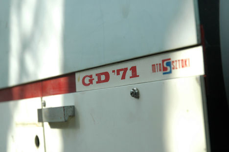 A SZTAKI GD-71-es grafikus megjelenítője közelről
