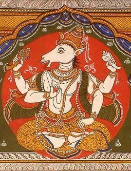 hindu Hayagriva