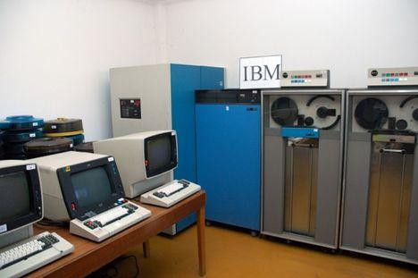 IBM ősgépek