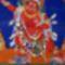 Tibeti Hayagriva lófej védelmező