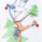 Capoeira_Xmas_by_seiyachan