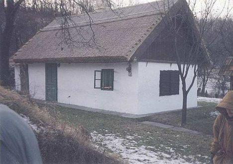 Felújított parasztház