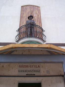 Gózon Gyula Kamaraszínház 2