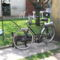 Olasz Winora agyváltós kerékpárra szerelt magyar Dongó