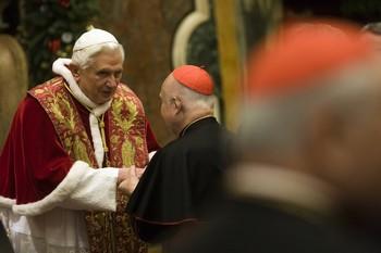 A biborosok köszöntését fogadta a pápa a vatikánban. 1