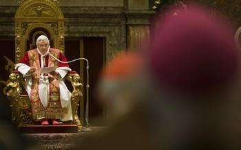 A biborosok köszöntését fogadta a pápa a vatikánban. 2