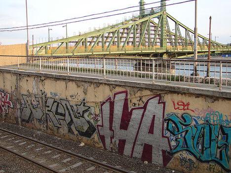 Budapest Graffiti