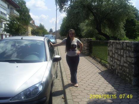 kedvenc kocsimmal