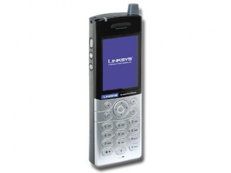 Linksys wifi VoIP telefon