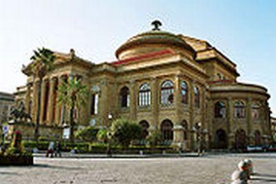 Palermo -Teatro Massimo
