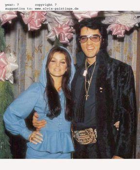 Elvis és neje