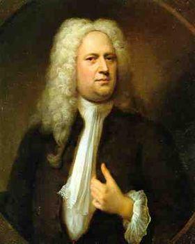Georg Friedrich Händel 1733-ban, Balthasar Denner festménye