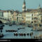Grand Canal, Venice, Italy, 1982