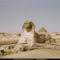 Great Sphinx, Giza, Egypt, 1951