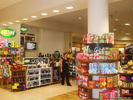 Lush Karácsonyi vásár Londonban